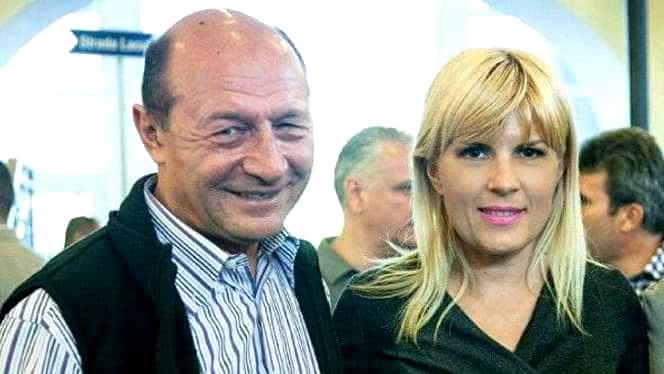 """Traian Băsescu, adevărul despre revenirea Elenei Udrea în țară! """"Am vorbit cu ea, m-a sunat"""""""