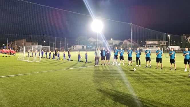 Încălcare gravă a restricțiilor sanitare la inaugurarea unui stadion din Cluj. Primarul a fost amendat, iar galeria CFR-ului a luat atitudine. Video