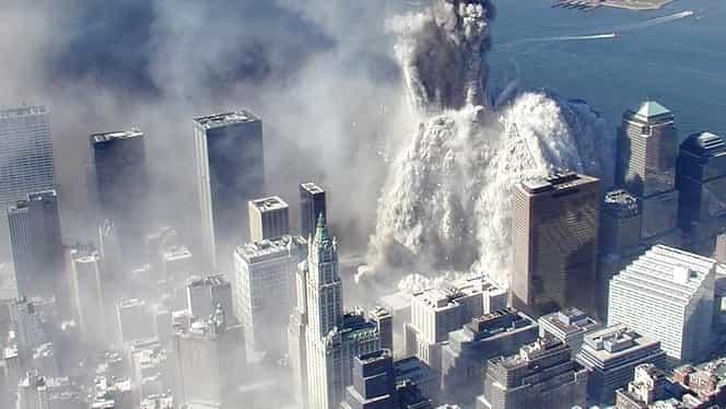 18 ani de la atentatele din 11 septembrie 2001. Imagini cutremurătoare de atunci. VIDEO
