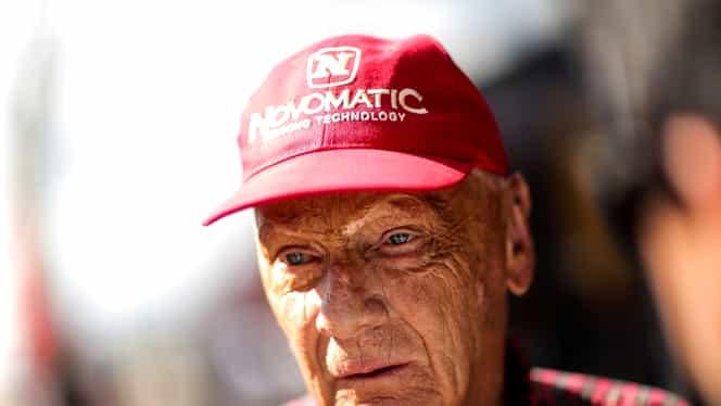 Niki Lauda a murit! A fost de 3 ori campionul lumii în Formula 1
