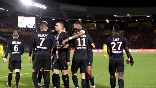 PSG domină clasamentul salariilor din Ligue 1! Neymar este cel mai bine plătit fotbalist + Tătăruşanu ia de patru ori mai puţin bani decât Anthony Lopes