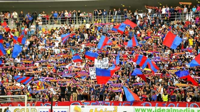 Suporterii FCSB, prima reacție după decizia în cazul mărcii Steaua