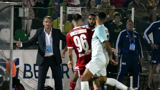 """Csaba Laszlo, savuros după Sepsi – FCSB 0-0: """"Sunt puțin supărat că nu am dat gol cu «eFCieSBi»"""""""
