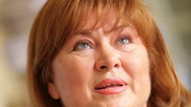 Actrița Florina Cercel a murit la vârsta de 76 de ani