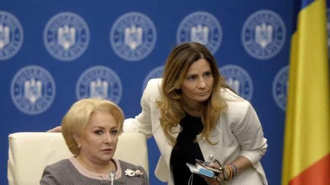 Viorica Dăncilă și-a dat afară un consilier după ce ar fi fost insultată! Ce i-ar fi zis Anca Alexandrescu iubitei lui Liviu Dragnea