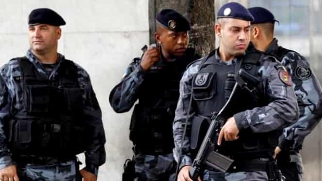 10 suspecţi de terorism, arestaţi în Brazilia, cu două săptămâni înainte de startul JO 2016