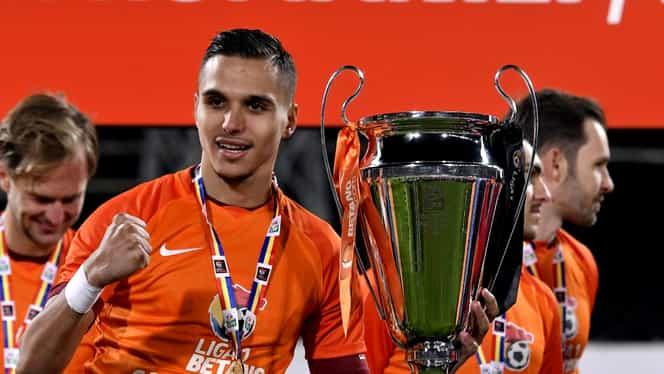 Cristi Manea, final fericit de telenovelă! A fost transferat de CFR Cluj. Clubul l-a prezentat oficial. Update