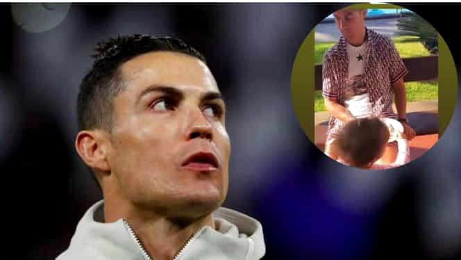Spaniolii au calculat câte mii de euro costă hainele pe care Cristiano Ronaldo le poartă acasă, în carantină