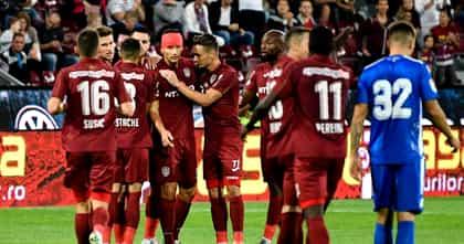 CFR Cluj are un program infernal: 6 meciuri în 16 zile! Li s-a refuzat amânarea meciului de Cupă. Petrescu a confirmat FANATIK