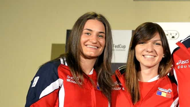 Simona Halep şi Monica Niculescu s-au calificat în turul secund de la Montreal