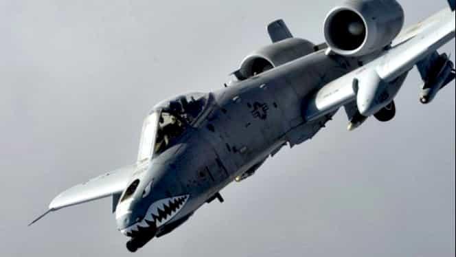 ISIS se laudă că a doborît un avion militar al SUA în Irak
