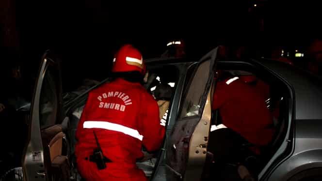 Doi fraţi au murit într-un grav accident de circulaţie