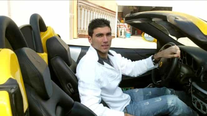 Jose Antonio Reyes a fost implicat într-un scandal pentru că își făcea selfie-uri la volan și nu purta centura de siguranță!