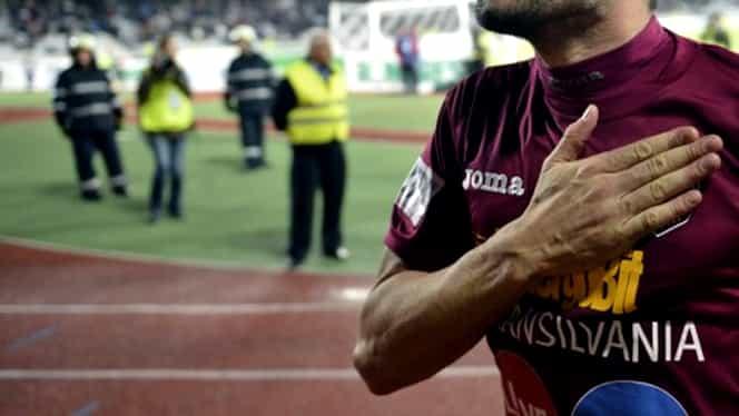 Cadu şi-a reziliat contractul cu CFR Cluj după 8 sezoane, 3 titluri, 3 cupe şi 2 Supercupe!