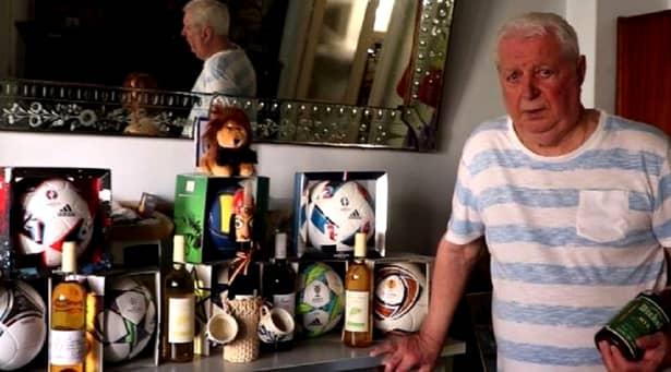 """Constantin David, poreclit de microbiști Titi """"Flencea"""", a făcut partea din generația de excepție a lui Dinamo din anii 1960-1965, care a cucerit 4 titluri consecutive și o Cupă a României în acea perioadă. """"Flencea"""" a fost părtaș la doar 3 campionate câștigate și cupa"""