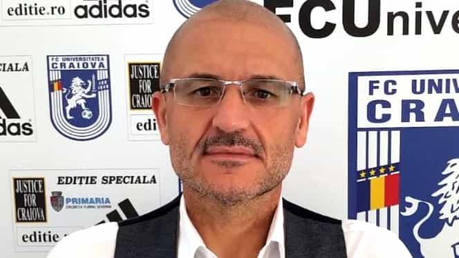 FC U Craiova, sancţionată cu 76.000 de euro de FIFA! Adrian Mititelu a plătit banii către Mitchell pentru a dovedi că echipa lui este continuatoarea celei din 2011