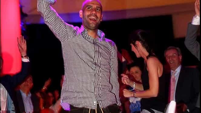 VIDEO / Pep Guardiola face SHOW pe ringul de dans! Dante a fost SOLISTUL la petrecerea lui Bayern
