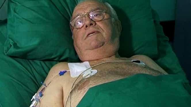 """Destăinuirile lui Alexandru Arșinel de pe patul de spital: """"Și Stela, Dumnezeu să o ierte, a făcut această operație. E o suferință…"""""""
