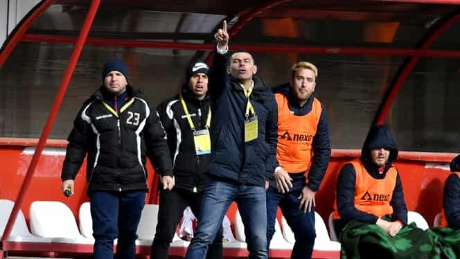 Au bătut palma! Eugen Trică, noul antrenor al FC U Craiova S-a înțeles cu Mititelu