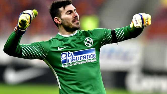 Florin Niță, salariu de 10.000 de euro la FCSB. Reacția lui Gigi Becali despre transferul portarului de la Sparta Praga. Exclusiv