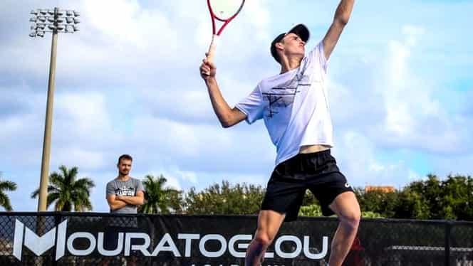Cine este Nicholas David Ionel, românul care a câştigat proba de dublu juniori la Australian Open 2020! S-a antrenat cu Serena Williams şi are patru titluri ITF la 17 ani