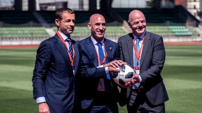 Trei motive pentru care sistemul primăvară-toamnă ar ajuta fotbalul european! Marele avantaj: program mai relaxat pentru Campionatul Mondial din 2022