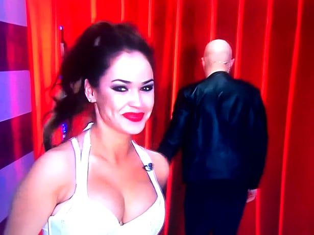Iuliana Călinescu, actrița care l-a înnebunit pe Mihai Bendeac la iUmor! Cum a venit la Antena 1. FOTO