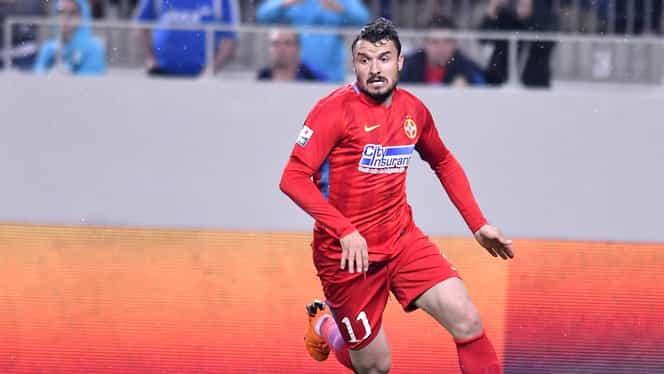 """Budescu rămâne la FCSB: """"E liniştit şi relaxat! Nu vrea să plece"""""""