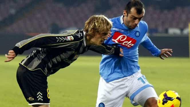 Napoli – Udinese i-a înseninat sărbătorile unui parior! Profit FABULOS din 3 meciuri