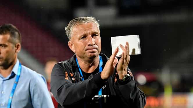 Pleacă Dan Petrescu de la CFR Cluj după calificarea în primăvara europeană? Rușii de la Soci au anunțat decizia de ultimă oră