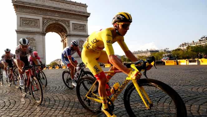 Turul Franței 2020. Sam Bennett a câștigat ultima etapă din Le Tour! Tadej Pogacar a dus tricoul galben la Paris și reușește una dintre cele mai mari surprize din istorie