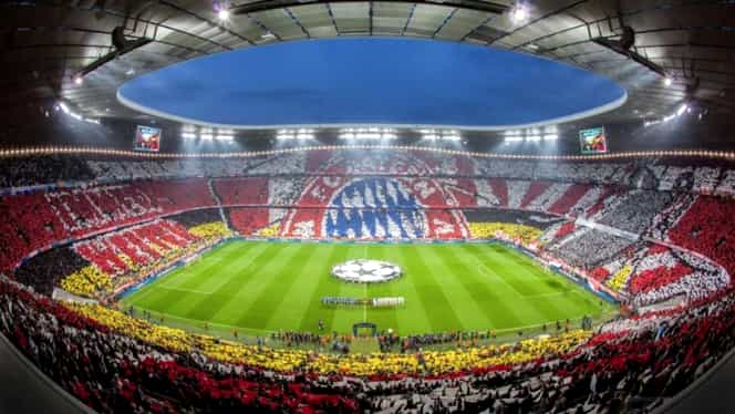 """Foto. Stadionul lui Bayern Munchen va suferi modificări! Cum va arăta din vară """"Allianz Arena"""""""
