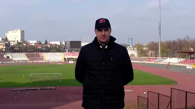"""Un miracol înainte de Crăciun. Interviu emoţionant cu Dan Cucu: """"Toți murim, Dinamo nu va muri niciodată! N-are cum!"""""""