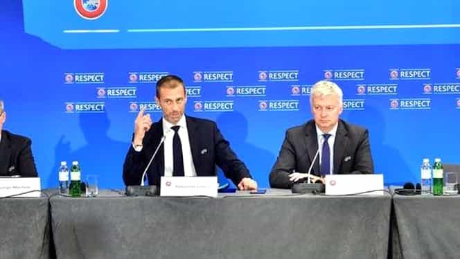 Adio Europa League pentru România! FCSB, U Craiova sau CFR Cluj vor merge în UEFA Europa Conference League în loc de UEL