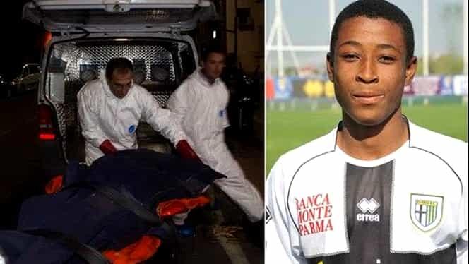 Un fotbalist ghanez de la Parma şi-a ucis mama şi sora în vârstă de 11 ani!