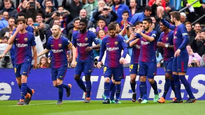 Samuel Umtiti a dezvăluit cine este cel mai nebun fotbalist de la Barcelona! Video