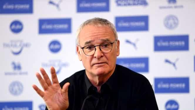 """Claudio Ranieri nu mai speră la TITLU: """"Sînt mai multe şanse ca extratereştrii să ajungă la Londra"""""""
