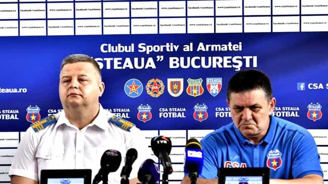 CSA Steaua a închiriat un teren pentru antrenament, iar acum e plin de pietriş
