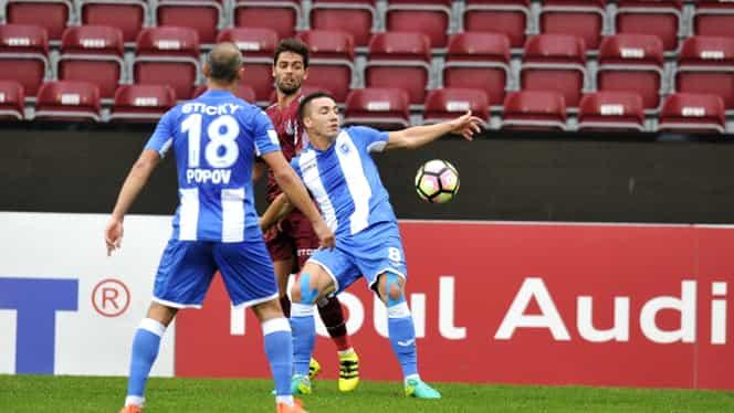 """Mulţescu, un car de nervi: """"Au confundat penalty-urile cu loviturile libere!"""""""