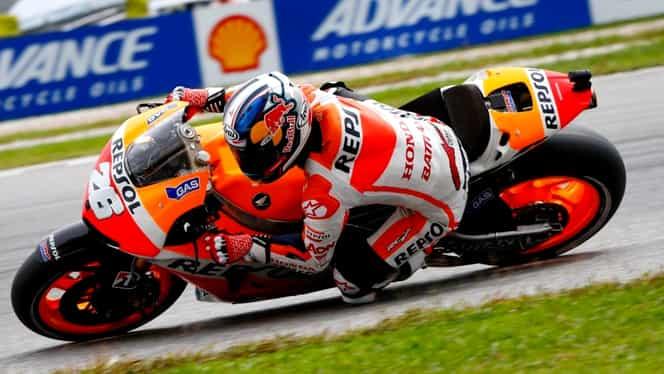 MotoGP: Dani Pedrosa cîştigă la Sepang