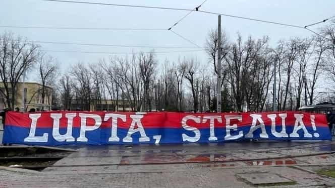Aici ai toate informațiile despre CSA Steaua – FCSB II. Fanii Stelei, amendați de Jandermeria Română! Update