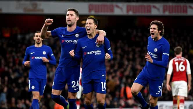 "Chelsea – FC Dynamo Kiev 3-0 VIDEO în Europa League. Londonezii, show pe ""Stamford Bridge"""