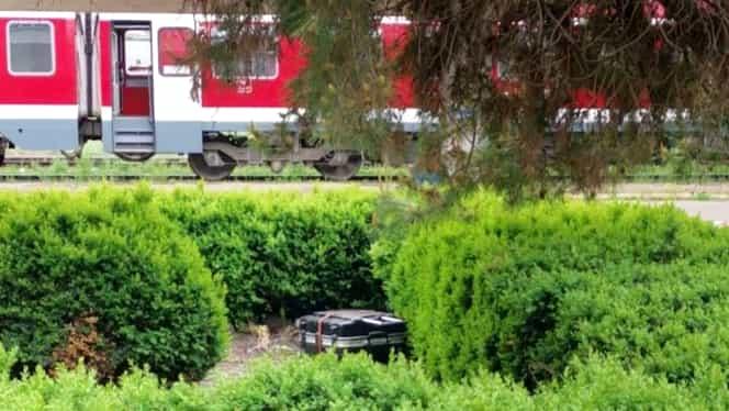 SRI a intrat în alertă! Un bagaj suspect, găsit în Gara Bârlad. Circulația trenurilor, afectată