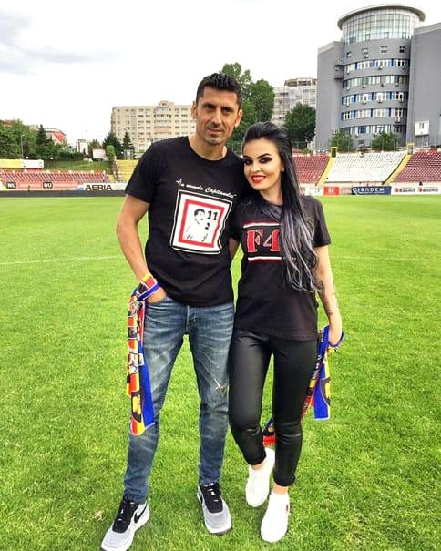 Un greu de la Dinamo divorţează după 20 de ani de căsnicie! ŞOC!