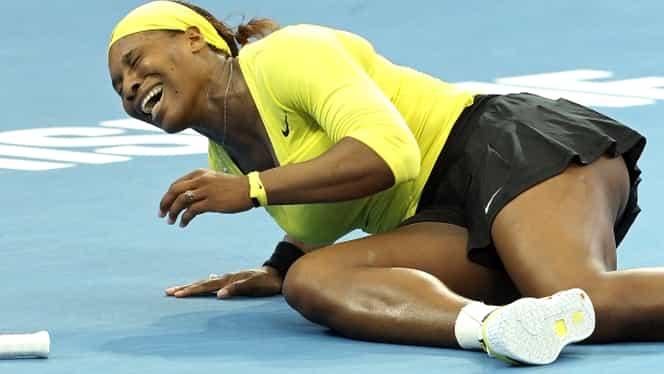 Probleme MEDICALE pentru Serena Williams! S-a retras de URGENŢĂ del a Bastad