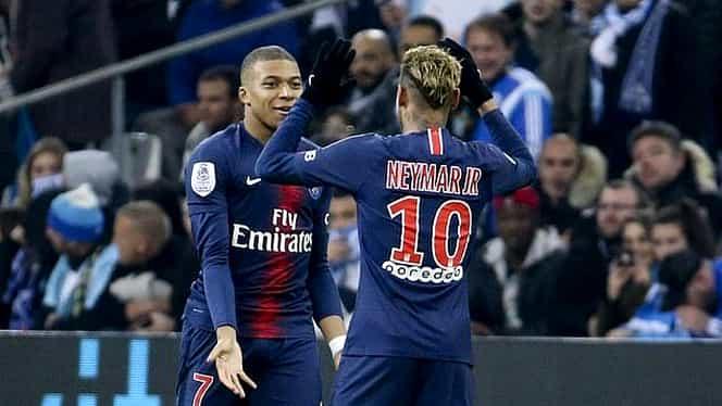 """Neymar intervine în conflictul dintre antrenorul lui PSG și Mbappe: """"Trebuie să respecte programul"""""""