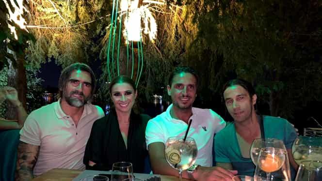 Anamaria Prodan a sărbătorit ziua fiicei sale alături de trei impresari puternici din fotbalul portughez! FOTO și VIDEO EXCLUSIV