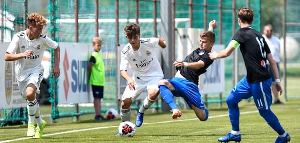Viitorul U17 a învins-o pe Real Madrid la Puskas Suzuki Cup 2019. Nicolas, fiul lui Gică Popescu, a fost titular. VIDEO+FOTO