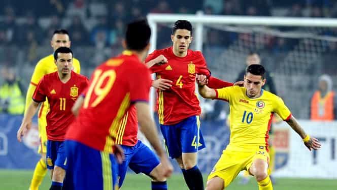 România – Spania e SOLD OUT! S-au vândut peste 50,000 de bilete pentru marele meci de pe Arena Națională