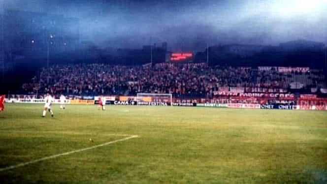 """Când a mai fost Bucureştiul teren neutru în cupele europene! De ce Steaua Roşie Belgrad – Lyon s-a jucat pe """"Cotroceni"""". Video"""